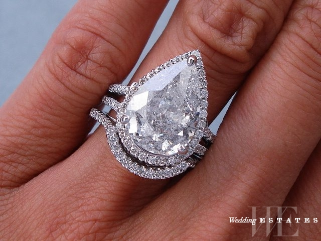zoom waverly earth tw top round engagement rings white diamond halo brilliant ring gold loading ct