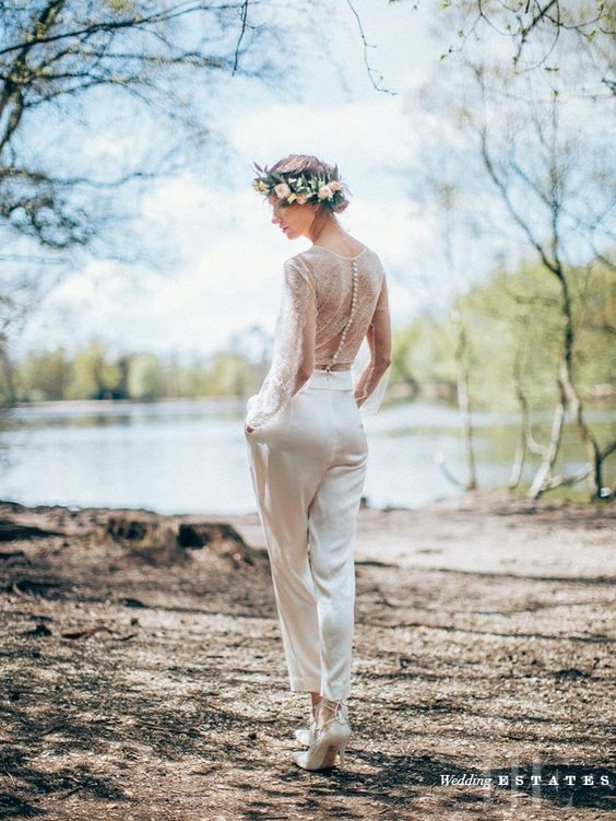 Wedding Pantsuit