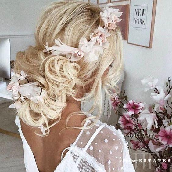 Flowers Hairstyles