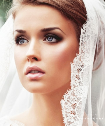Brides 7 Celebrity Wedding Makeup Looks How To Create Them