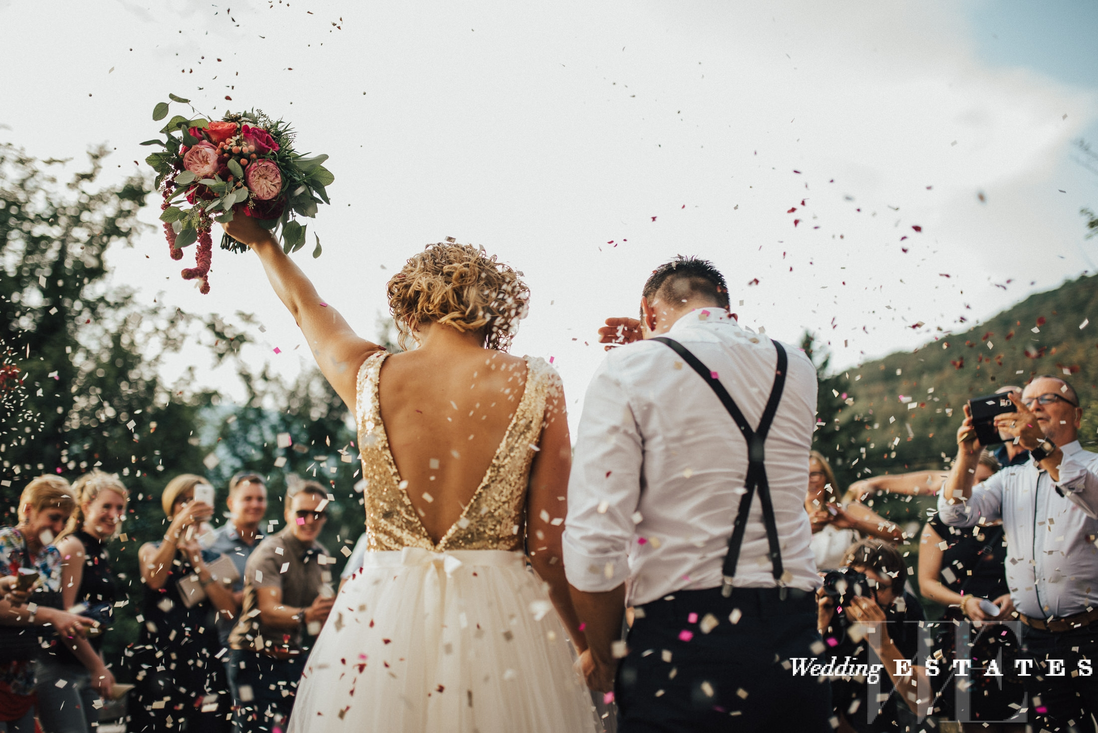 The top five most influential wedding blogs wedding estates for wedding photographers and stylists alike getting published is one of the biggest keys to growing your brand and bringing business to your market junglespirit Image collections