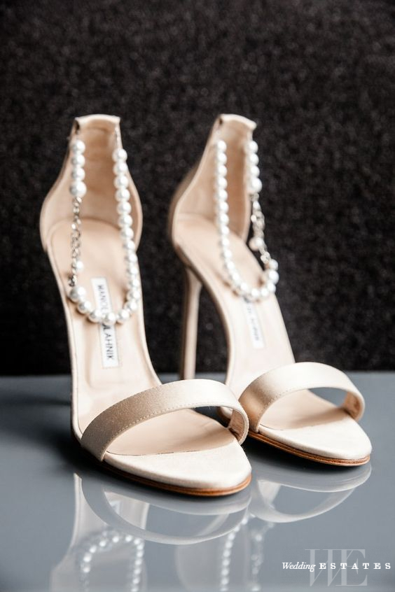 a3c265803e4 The Perfect Wedding Shoes For All Brides
