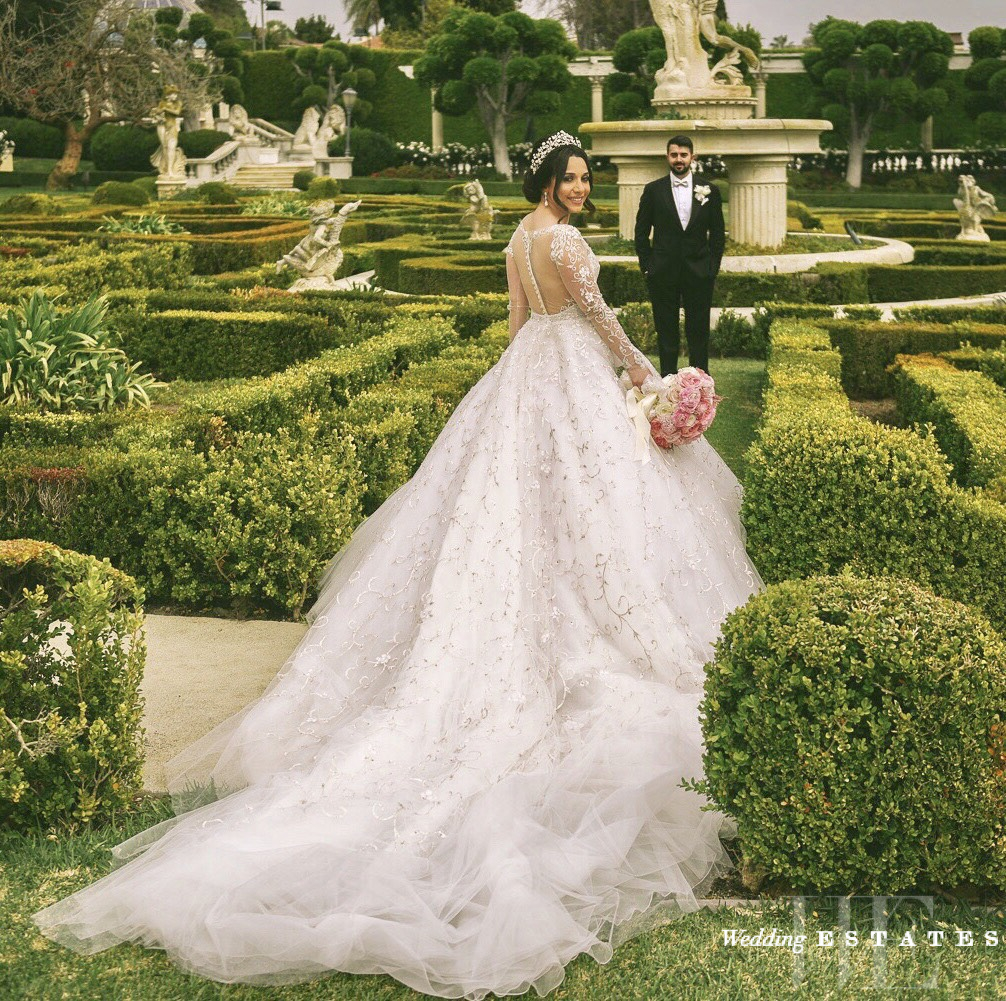 Wedding Estates Pasadena