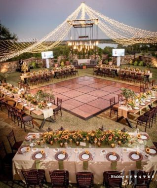 design my wedding venue