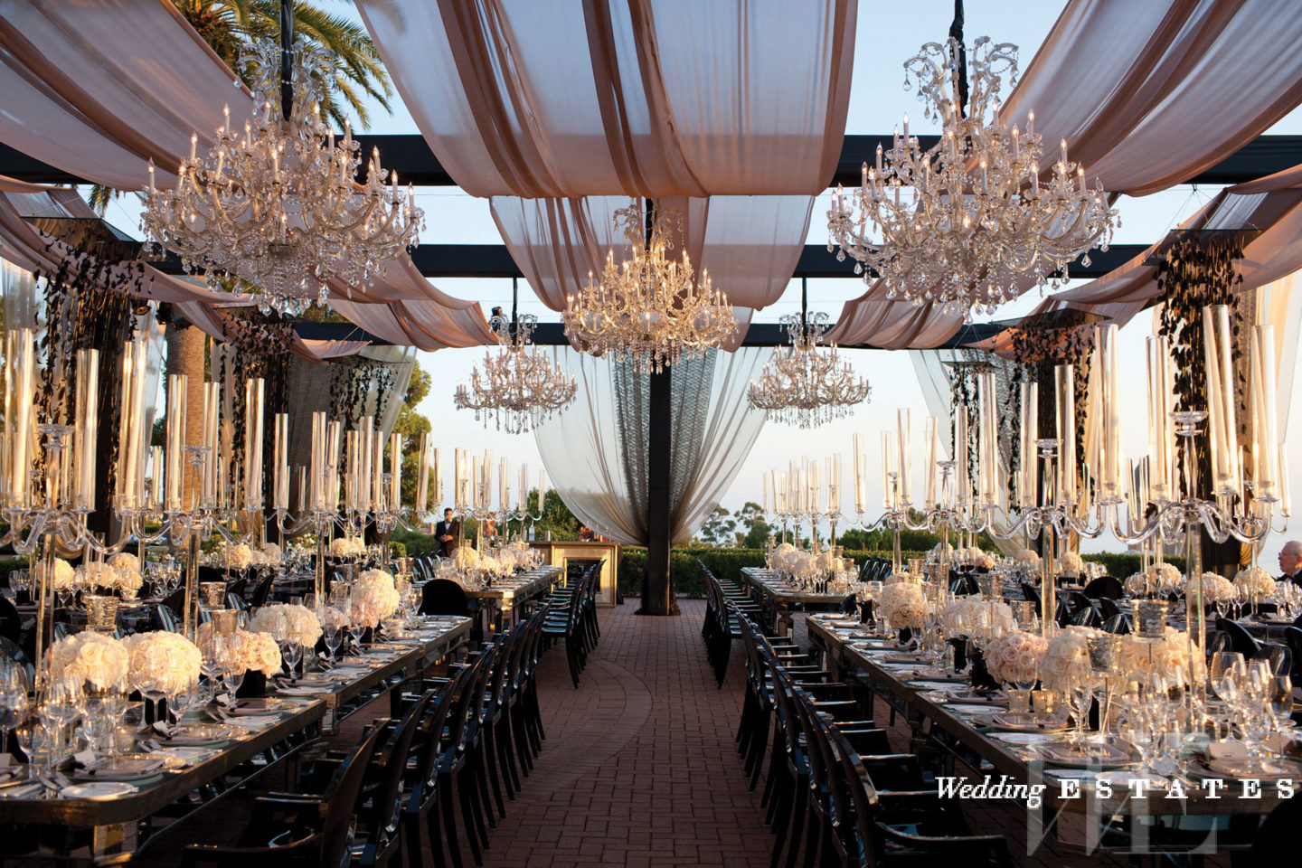 wedding estates Newport beach