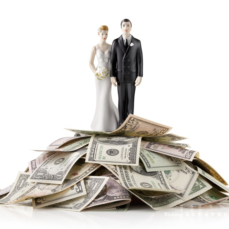 your wedding budget