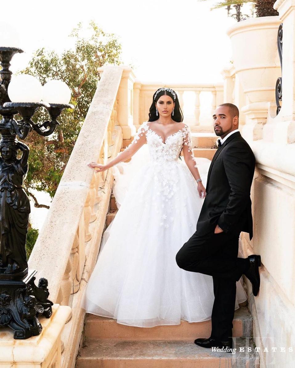 Wedding Photos With Wedding Estates
