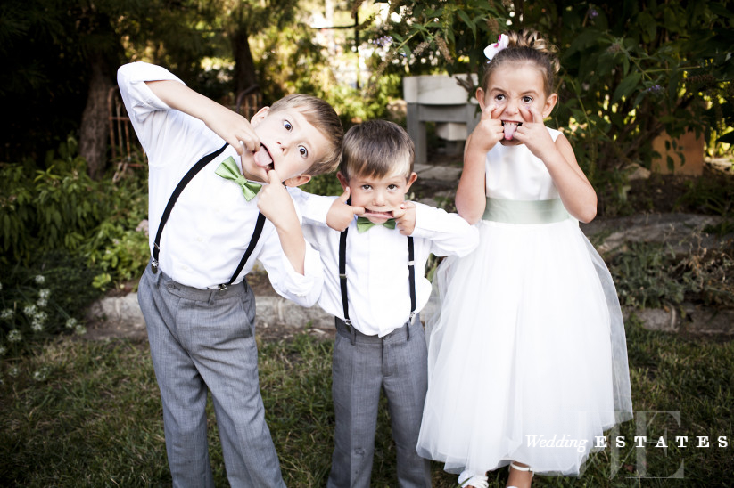 Kids at your wedding
