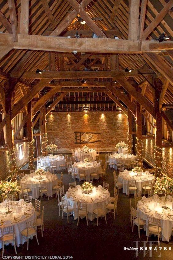 Easy Summer Farmhouse Wedding