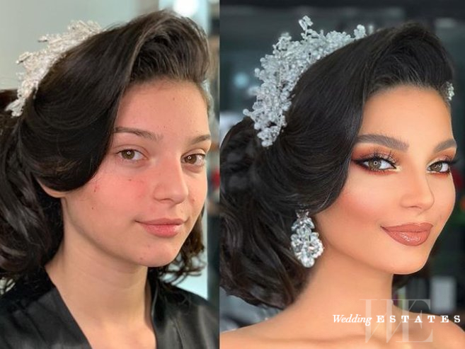 Hire A Makeup Artist On Your Wedding Day