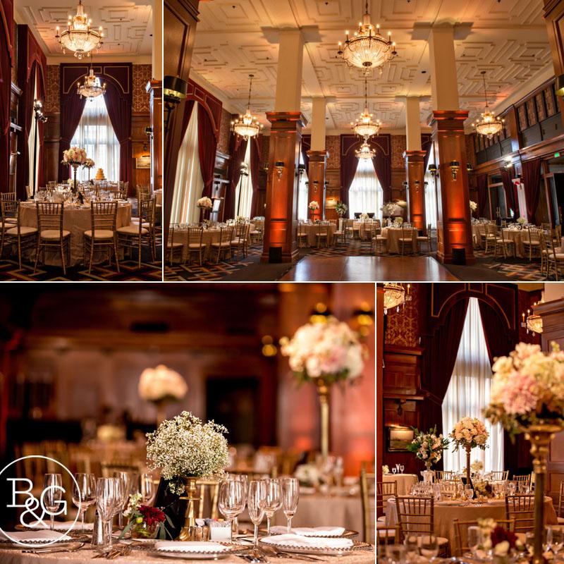 Wedding Venues In Los Angeles: The Los Angeles Athletic Club