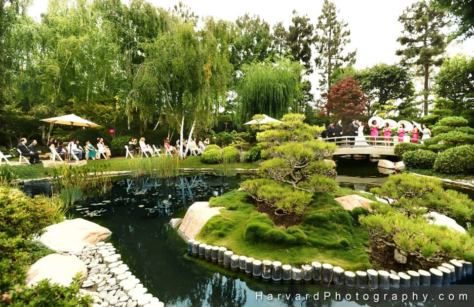 CSULB Japanese Garden | Wedding Estates
